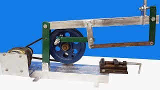Download Homemade Power Hacksaw Video