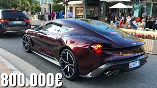 Download LOUD Zagato Aston Martin Vanquish Sound!! Video