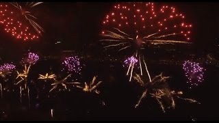 Download LATVIAN INDEPENDENCE DAY IN RIGA ON A DRONE Video