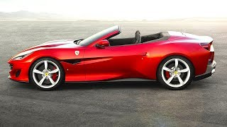 Download 2018 Ferrari Portofino World Premiere Replaces Ferrari California T New Ferrari Portofino V8 GT 2018 Video