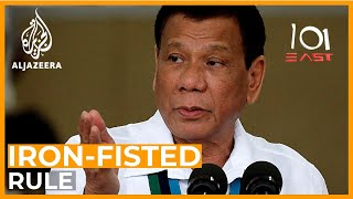 Download 🇵🇭 Rodrigo Duterte: A President's Report Card | 101 East Video