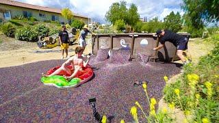 Download Dumping 25 Million Water Beads In My Backyard Video