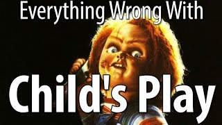 Download Everything Wrong With Child's Play In 16 Minutes Or Less Video