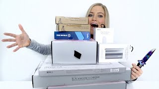 Download MASSIVE GADGET UNBOXING!! Video