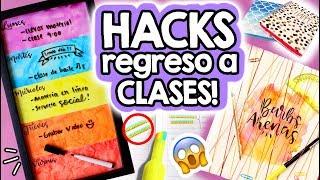 Download HACKS para el regreso a CLASES!! ✄ Barbs Arenas Art! Video