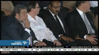 Download Leaders pay their last respects to Fidel Castro Video