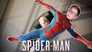 Download Spider-Man (PS4) - Taking down Wilson Fisk! Video