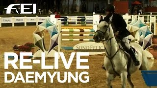 Download RE-LIVE - 2017 Daemyung Cup CSI 3* - Day 2 (Saturday) Video