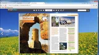 Download Flip HTML5: Command Line PDF to Flipbook API Video