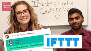 Download How to make more Super Chat $$ and get more Members with IFTTT Video