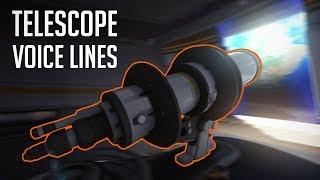 Download Every Hero's Telescope Voice Lines [Overwatch] Video