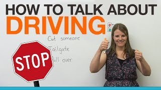 Download 10 Common Driving Expressions Video