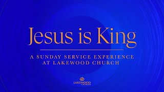 "Download ""Jesus Is King"" A Sunday Service Experience at Lakewood Church with Kanye West Video"