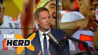 Download Klatt and Cowherd discuss Clemson's National Championship win | THE HERD (FULL INTERVIEW) Video