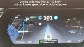 Download WHAT HAPPENS WHEN YOUR TESLA RUNS OUT OF POWER??? Video