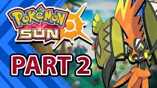Download Pokemon Sun and Moon Full Post-Game Part 2: Catching ALL Tapus Video