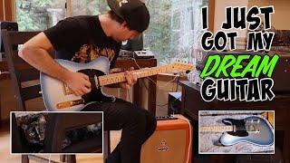 Download I just got my dream guitar!! Video