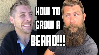 Download How to Grow a Beard and Mustache From Start to Finish Video
