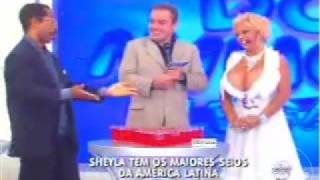 Download Sheyla Almeida No GuGu - Maior Seio do Brasil. Parte 2 (19.out.08) Video