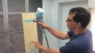 Download HVLP Spray Gun Basics- How To setup Video