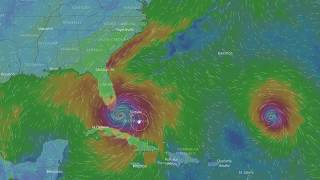 Download Irma Surges to Category 4 Hurricane, Florida Stores Run Out of Gas and Water Video
