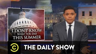 Download The Terrifying Tale of Trumpcare: The Daily Show Video