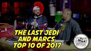 Download THE LAST JEDI AND MARC'S TOP 10 OF 2017 Video