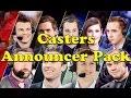 Download League of Legends Casters Announcer Pack (Instructions in the description) Video
