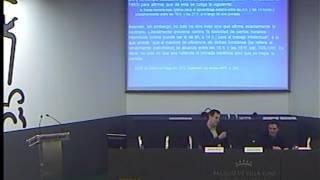 Download Conferencia ″Jornada escolar: continua, partida...″ (Rafael Feito) - Parte 3/7 Video