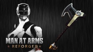 Download Power Rangers Power Axe - MAN AT ARMS:REFORGED Video