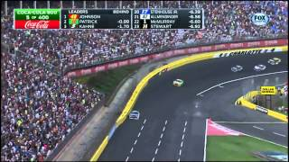 Download Jimmie Johnson and Danica Patrick 1-2 NASCAR Coke 600 Video