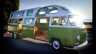Download Funky, Fun, & Rare Vintage Campers Motor homes & RVs #1 Video
