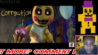 Download [FNAF SFM] Glaze Prototype (COLLAB) REACTION | OUT WITH THE OLD! Video
