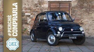 Download Fiat Nuova 500 (Lusso) | Perché comprarla... CLASSIC Video