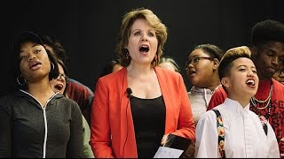 Download Renée Fleming w/ Students from Chicago High School for the Arts Video