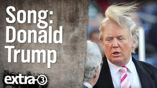 Download Donald-Trump-Song | extra 3 | NDR Video