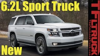 Download 2018 Chevy Tahoe RST: The Fastest Tahoe Ever!...Everything You Ever Wanted to Know Video