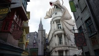 Download Diagon Alley Tour - The Wizarding World of Harry Potter - Universal Studios Florida Video