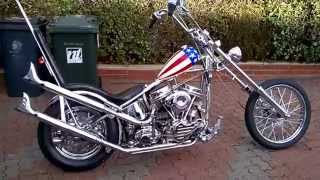 Download Easy Rider Captain America Chopper - Fire me up! Video