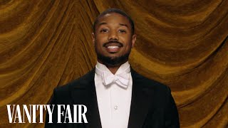 Download Black Panther's Michael B. Jordan Loves to Iron | Secret Talent Theatre | Vanity Fair Video