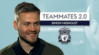 Download Who is the TEACHER'S PET at Liverpool?! | Simon Mignolet | Liverpool Teammates 2.0 Video