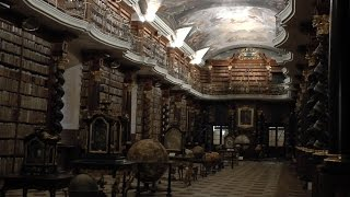Download Complete visit to Klementinum. Includes the Mirror Chapel and the Baroque Library. HD video. Video