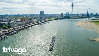 Download Düsseldorf: A place at the Rhine Video