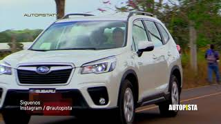 Download Prueba Subaru Forester Video