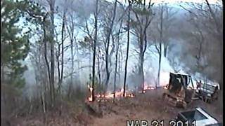 Download NATIONAL FOREST FIRE, MURPHY NORTH CAROLINA MARCH 21 2011 Video