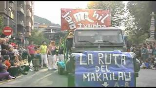Download Amorebieta-Etxanoko jaiak 2011: Santanatxuko desfilea Video