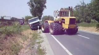 Download mtz 82.1 +mtz892-es és a RÁBA kamion húzása Video