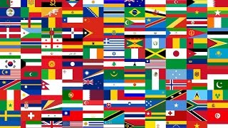 Download Top 10 Best Designed National Flags Video