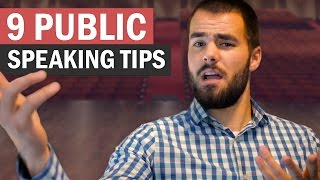 Download Become a Better Speaker: 9 Essential Public Speaking Tips - College Info Geek Video