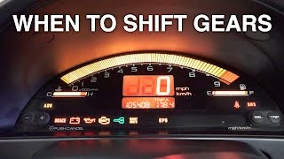 Download When To Shift Gears For The Fastest Acceleration Video